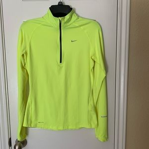 Nike Athletic Pullover Top